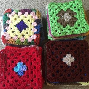 Other - Crochet squares